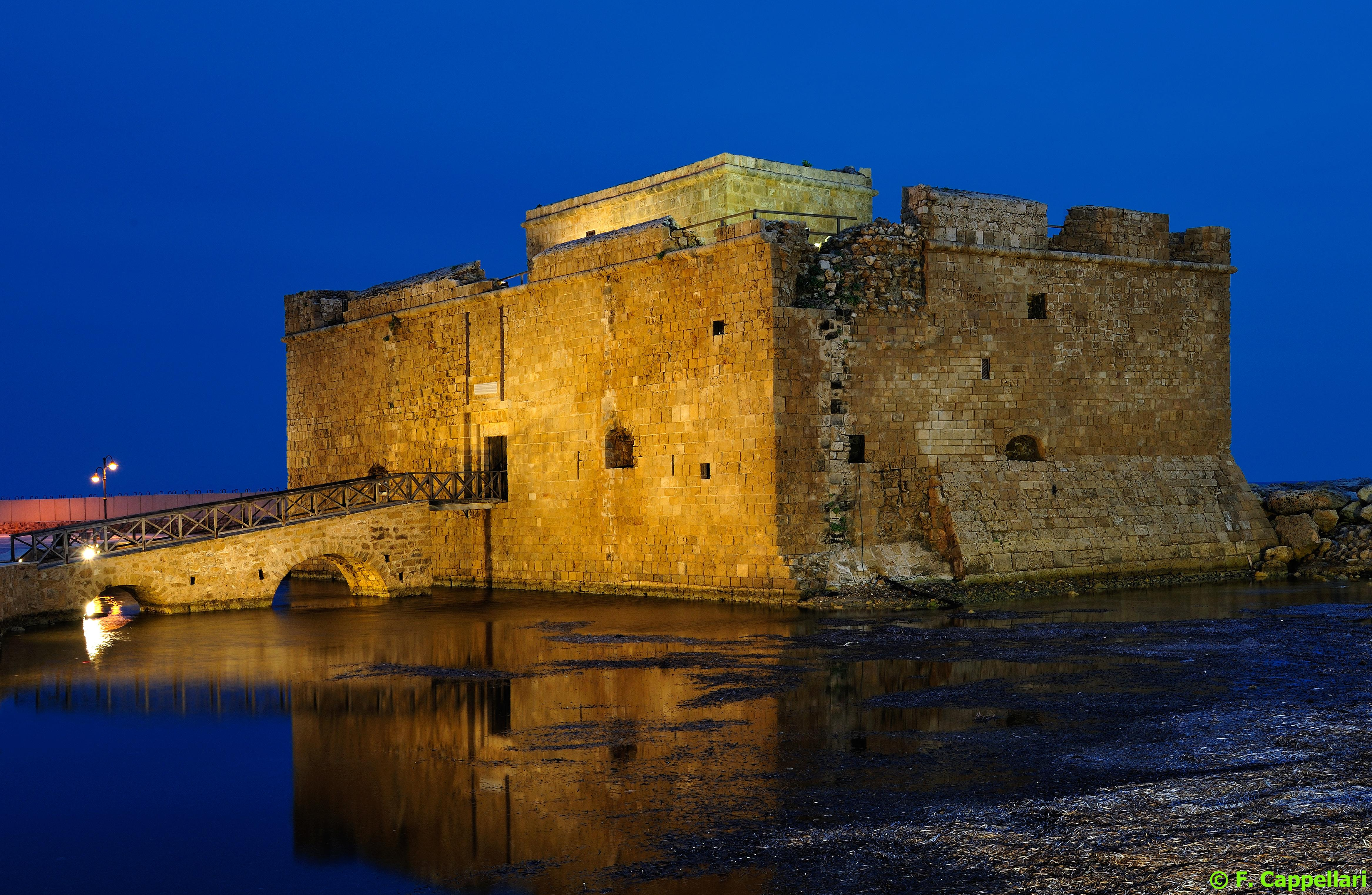Pafos_Castle