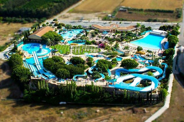 Paphos AphroditeWaterpark2