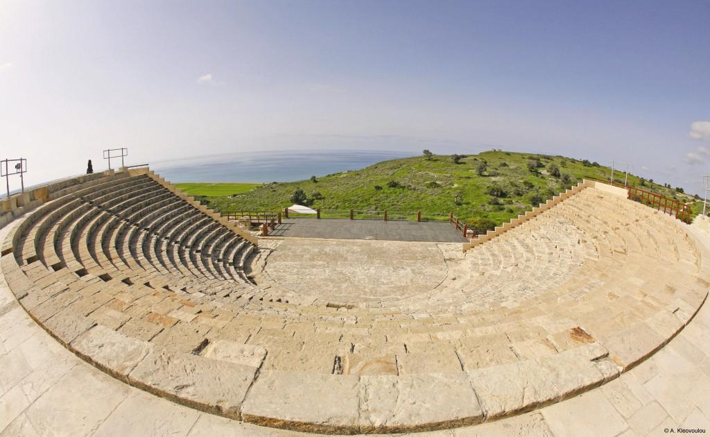 Λεμεσός - Αρχαίο Θέατρο Κουρίου