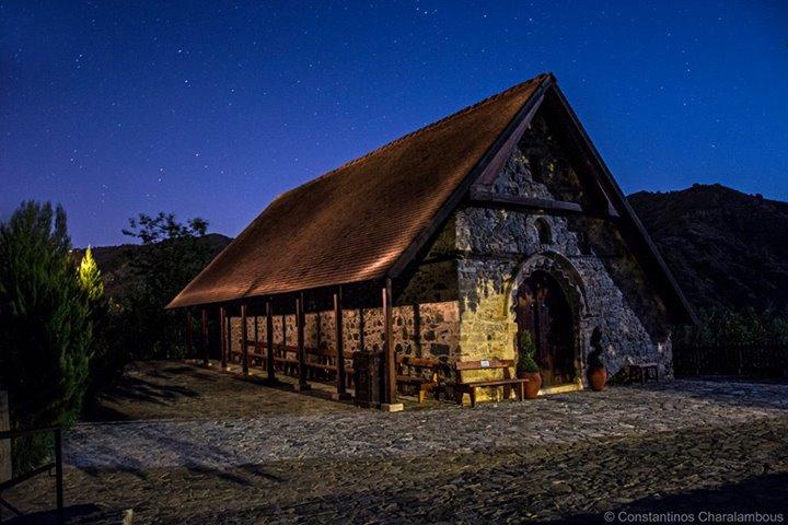Ορεινά - Εκκλησία Αγ.Αναργύρων (χωριό Φοινί)
