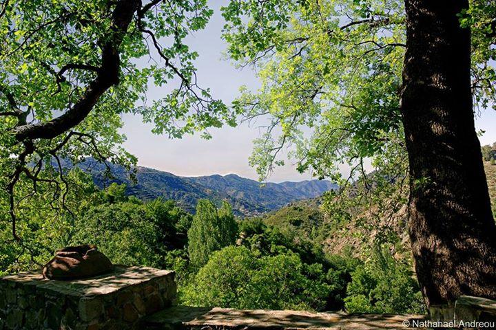 Ορεινά - Θέα από Χωριό Πεδουλά